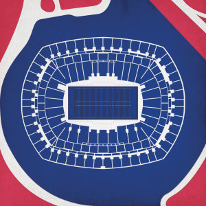Pro Football Stadiums
